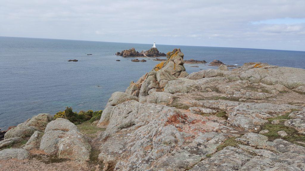 vuurtoren, Kanaaleilanden, Jersey, Guernsey