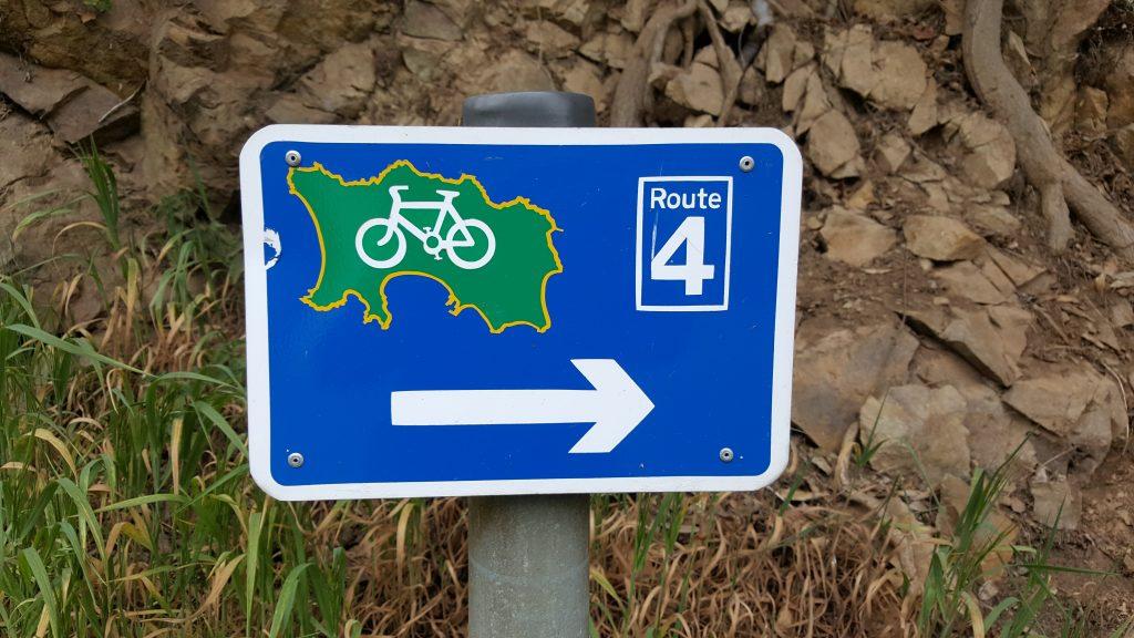 fietsen, Kanaaleilanden, Jersey, Guernsey
