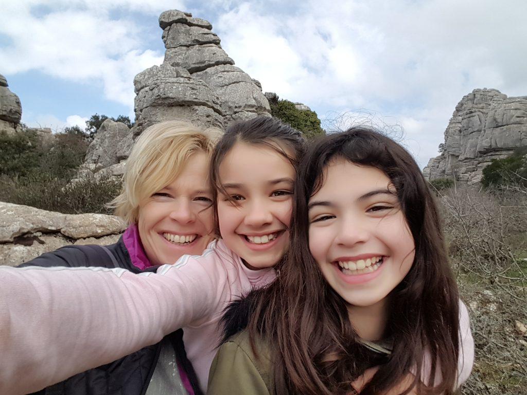 op reis met tieners, vakantie met pubers, reisblog, travelblog, Andalusie, Spanje