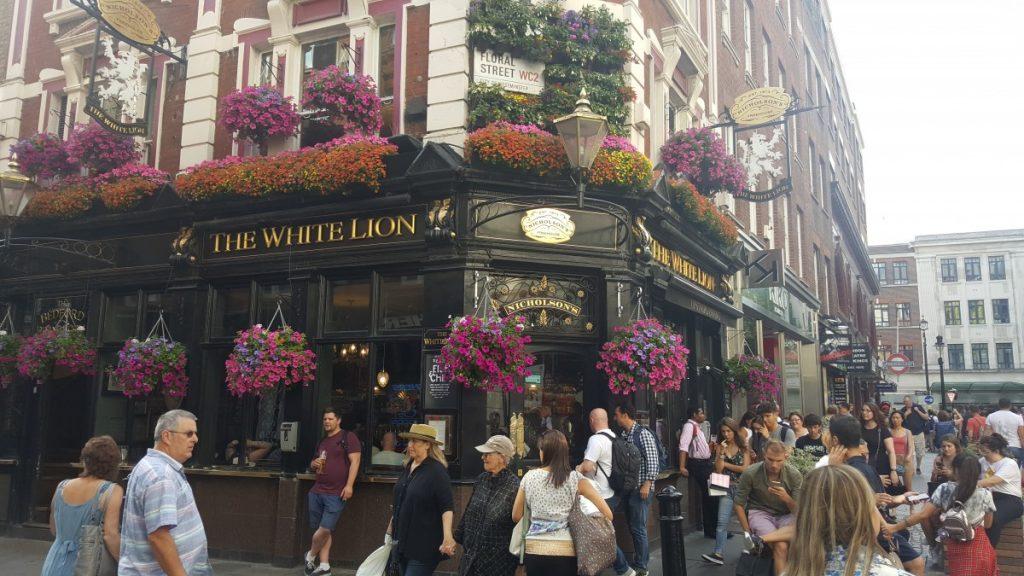 Londen, reisblog, vakantie met tieners, dagje weg, minicruise, stena line, travelblog