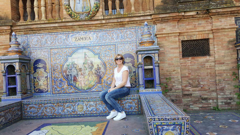 reizen met tieners, Sevilla met kinderen