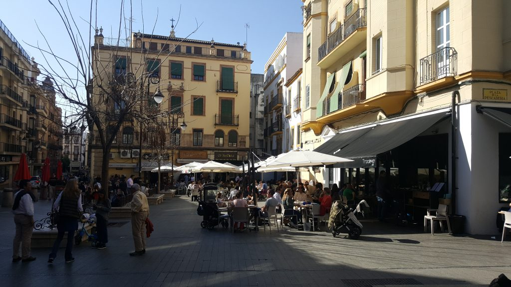 vakantie met tieners, Sevilla, stedentrip