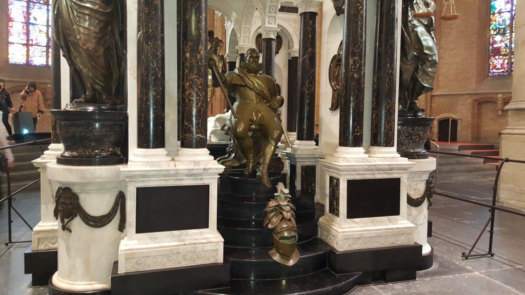 Nieuwe Kerk, praalgraf, Willem van Oranje