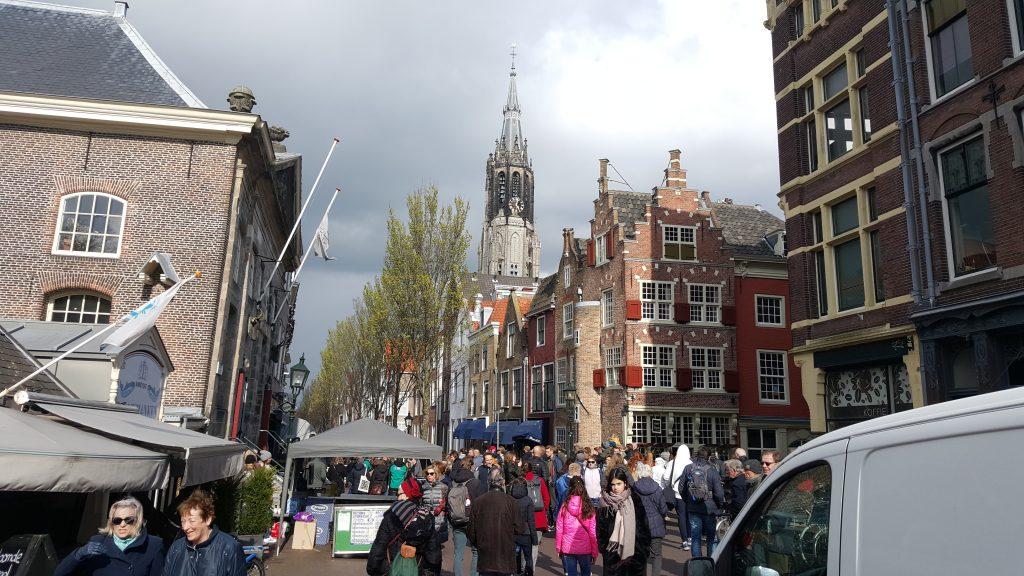 Delft, reisblog, dagje uit, winkelen