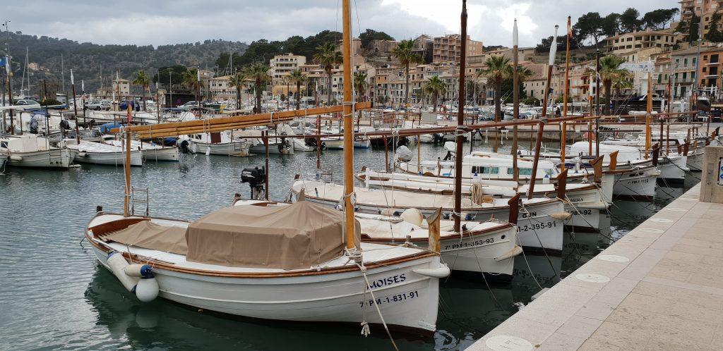 Port de Soller, haven
