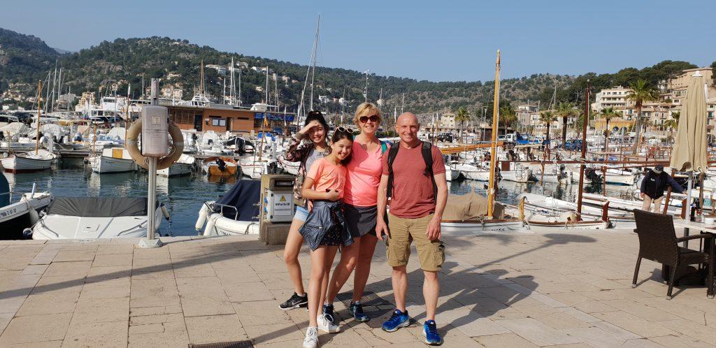Mallorca, reisblog, vakantie met tieners, vakantie met pubers, Port de Soller
