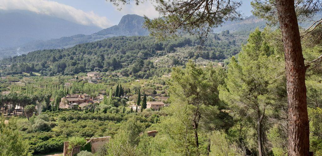 Mallorca, reisblog, vakantie met tieners, vakantie met pubers, vallei, Port de Soller, Soller, hiken
