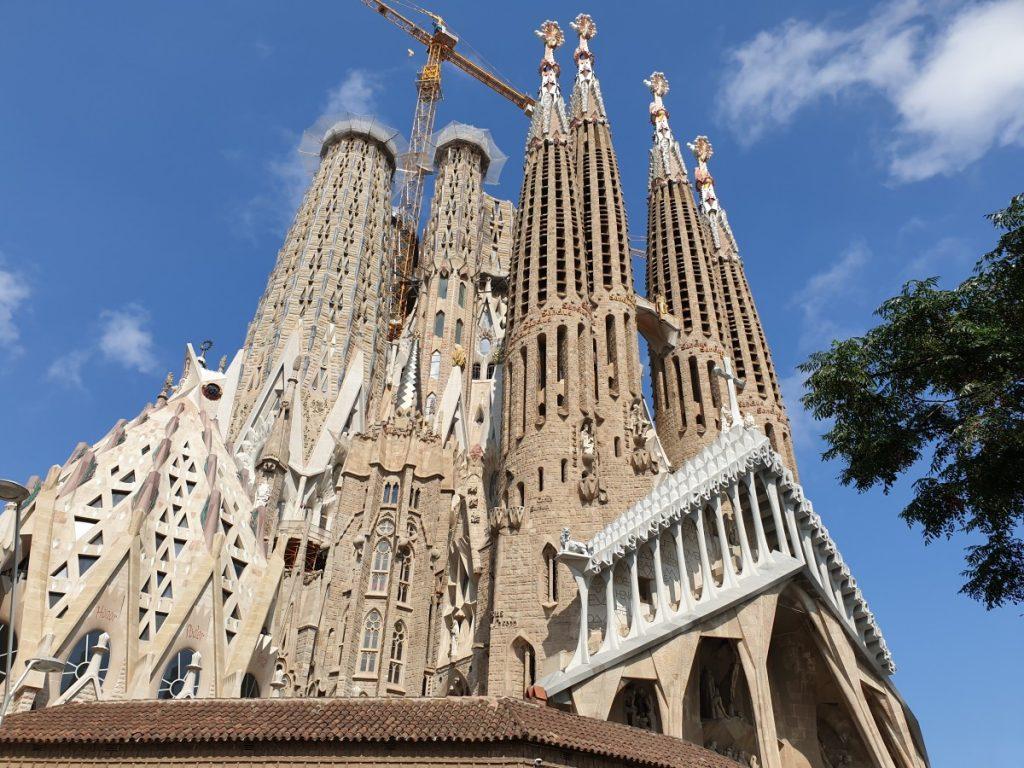 Aragon, vakantie met tieners, outdoor, vakantie met pubers, actieve vakantie, Barcelona, Sagrada Familia, reisblog, travelblog