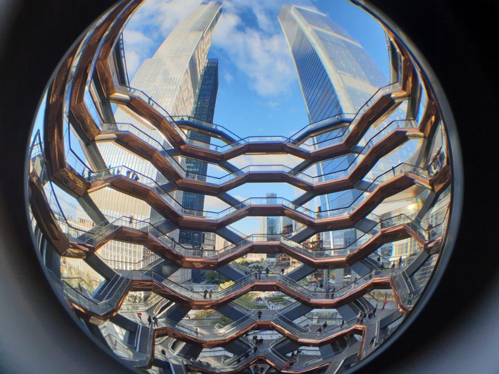 The Vessel, New York, Midtown, citytrip, stedentrip, Amerika