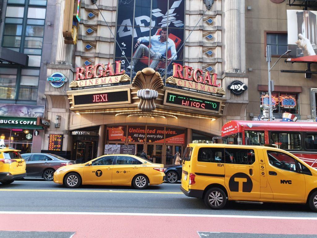 New York, citytrip, travelblog, reisblog, theaterdistrict, yellow cab
