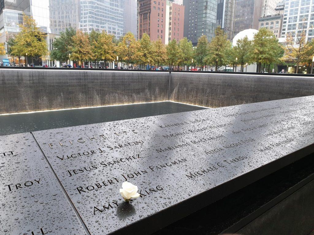 New York, 9/11, Skyline, travelblog, reisblog