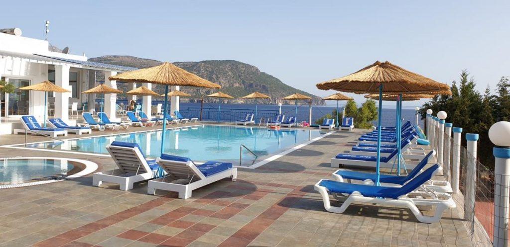 Sound of the Sea, Karpathos, Pigadia, Griekenland, vakantie