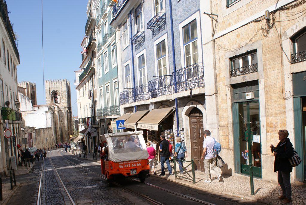 Lissabon, Costa de Lisboa