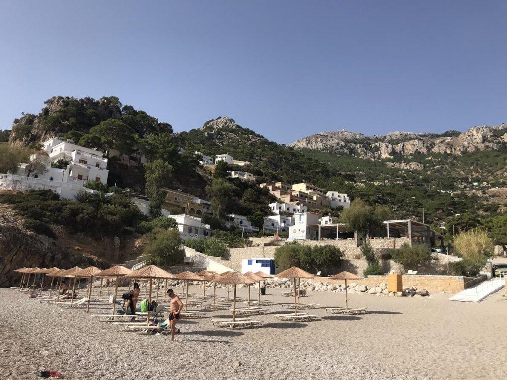 Karpathos, stranden, vakantie met pubers
