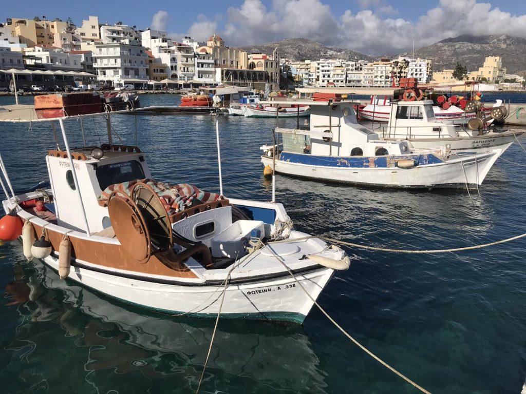 Pigadia, Karpathos town, Griekenland, Karpathos