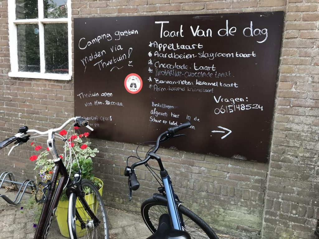 theetuin, Zeeland, schouwen duiveland, fietsen