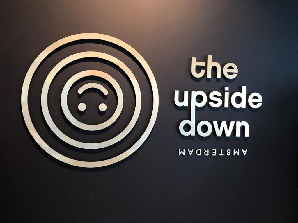 Upsidedown, Amsterdam, Anna Nooshin