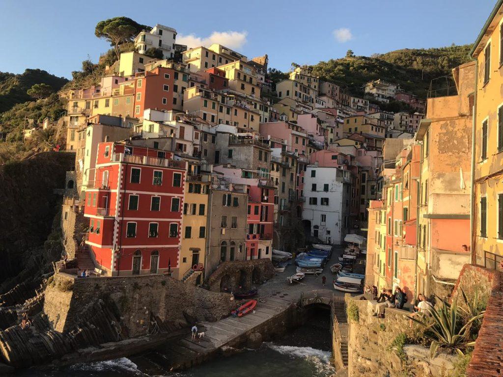 Riomaggiore, dorpje Cinque Terre