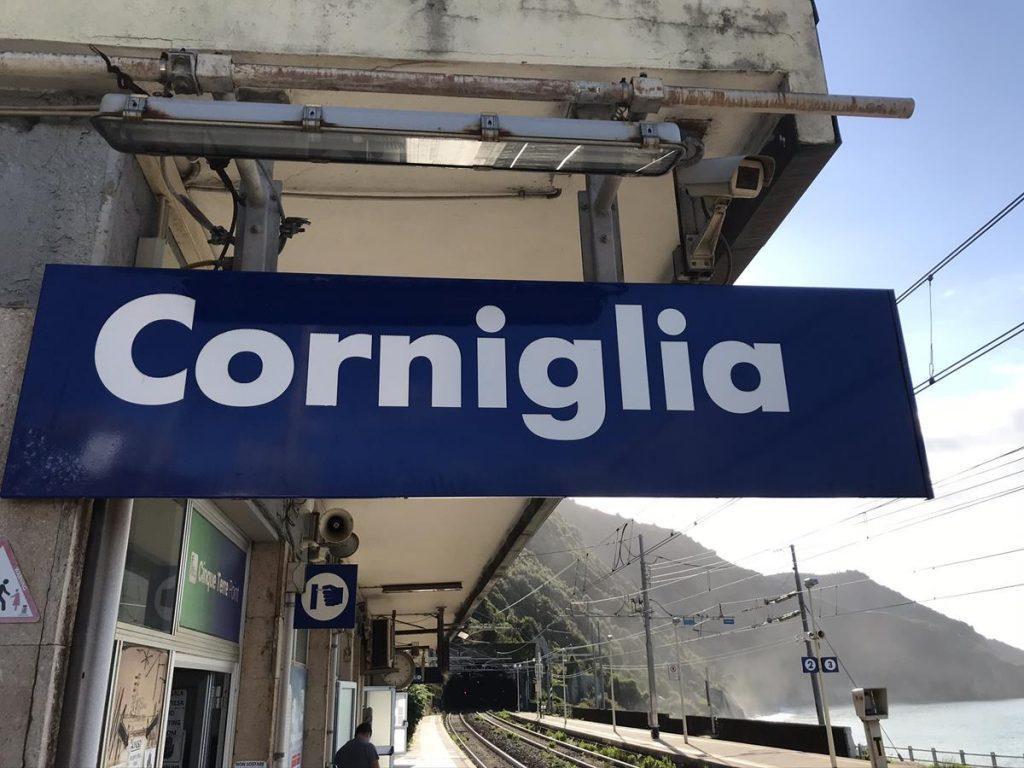 Corniglia treinstation
