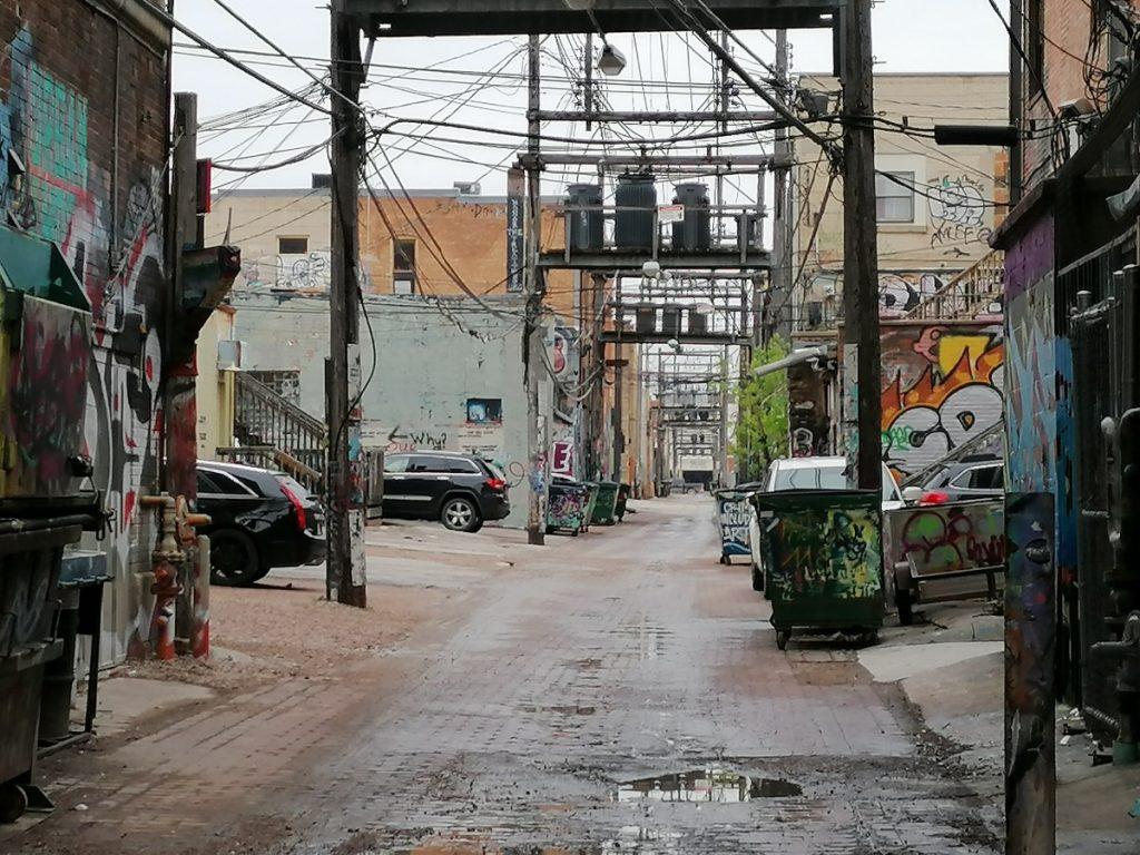 Street art, graffiti, Rapid city