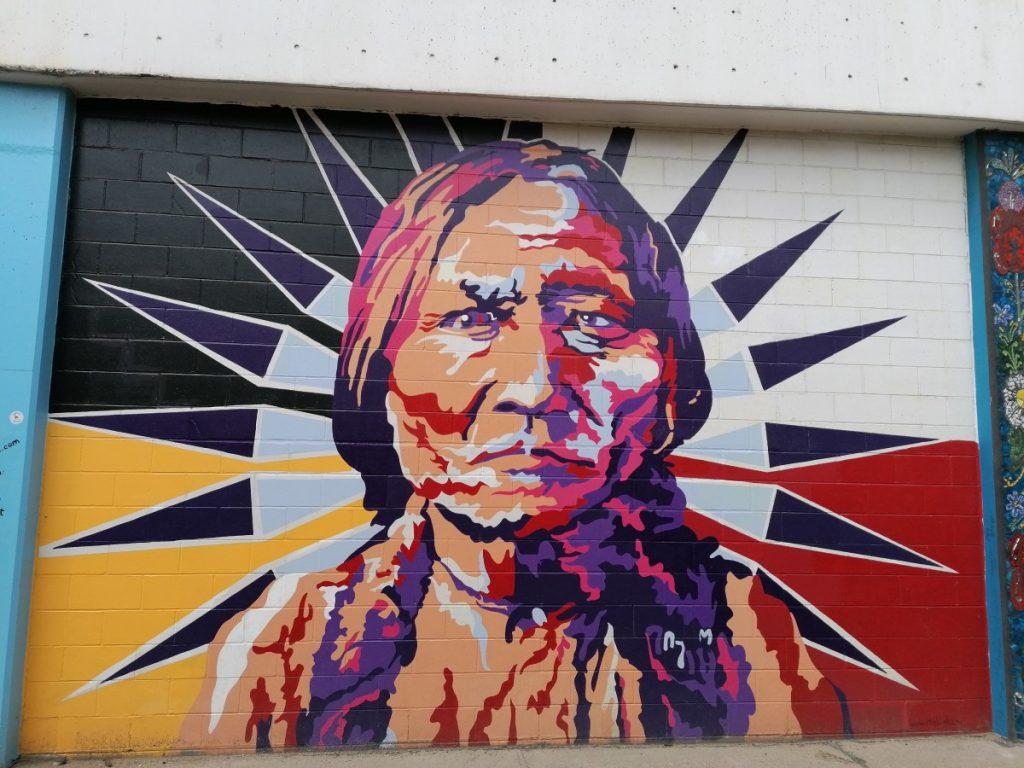graffiti, Bismarck,