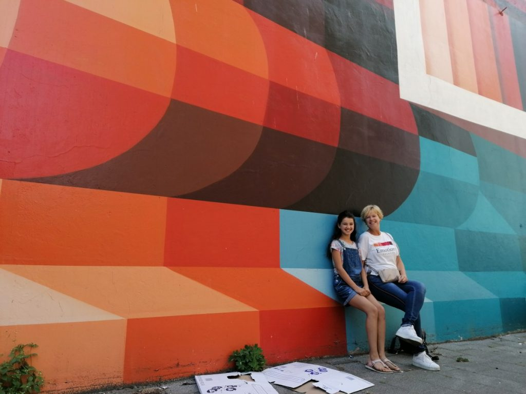 Street art, graffiti, Rotterdam, dagje uit