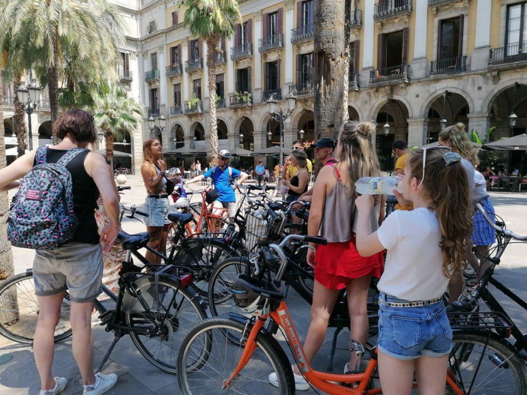 Barcelona, Aragon, vakantie met tieners, outdoor, vakantie met pubers, actieve vakantie, fietsen in Barcelona, reisblog, travelblog