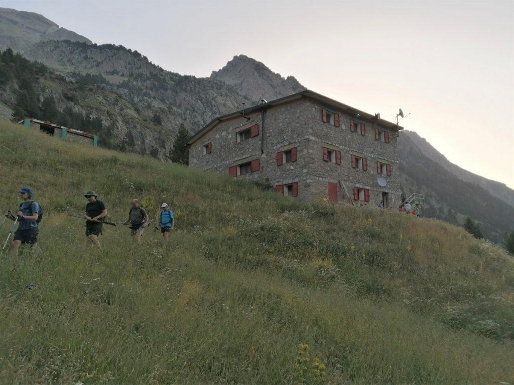 Aragon, huttentocht, Spanje, Posets Maladeta, reisblog, travelblog, Ibon de Llardaneta. refugios