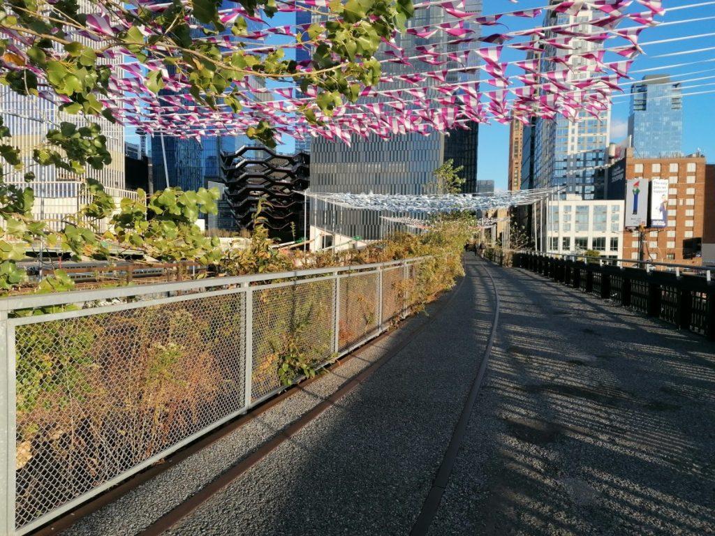 The Vessel, New York, Midtown, High Line Park, citytrip, stedentrip, Amerika