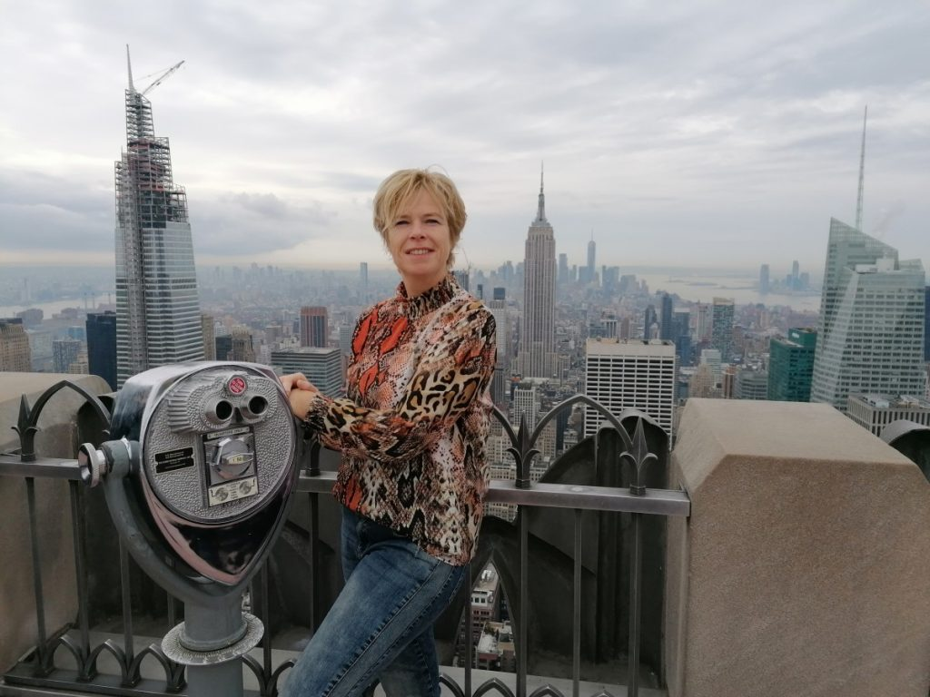 Top of the Rock, Empire State Building,, New York, city trip, travelblog