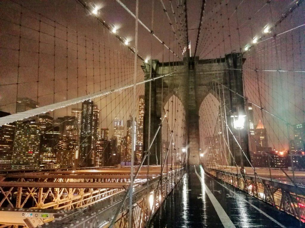 New York, Citytrip, Brooklyn Bridge, Travelblog, Reisblog