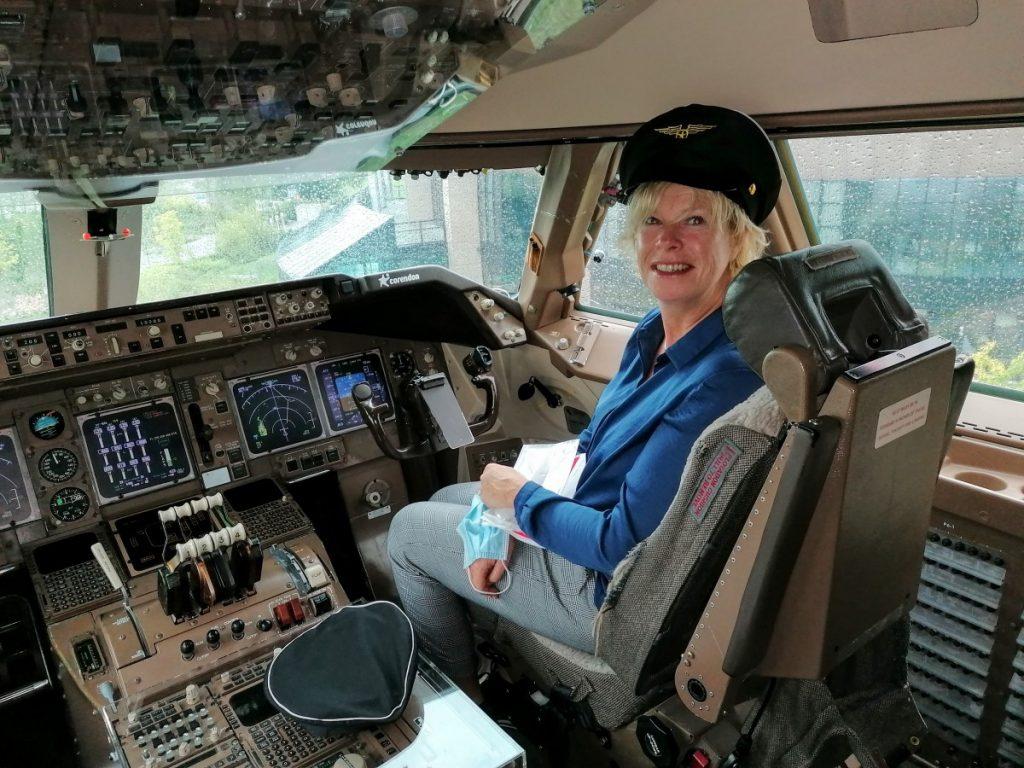 boeing 747, rondleiding, costa holanda