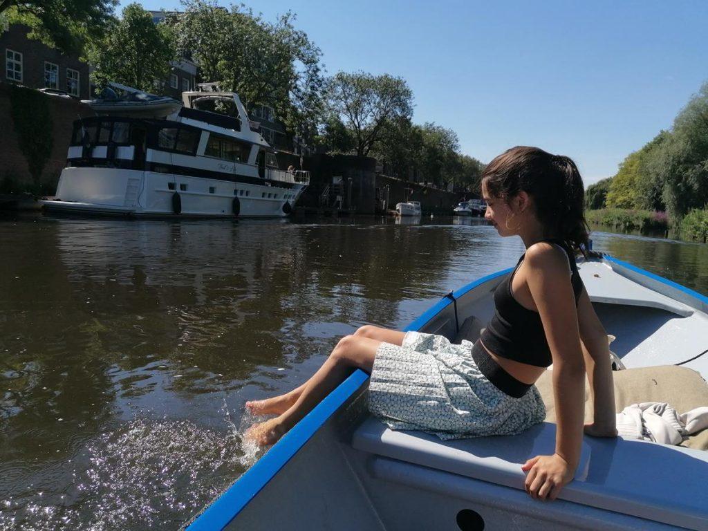 Bootje varen,zelf varen Den Bosch, Den Bosch, weekendje weg, citytrip