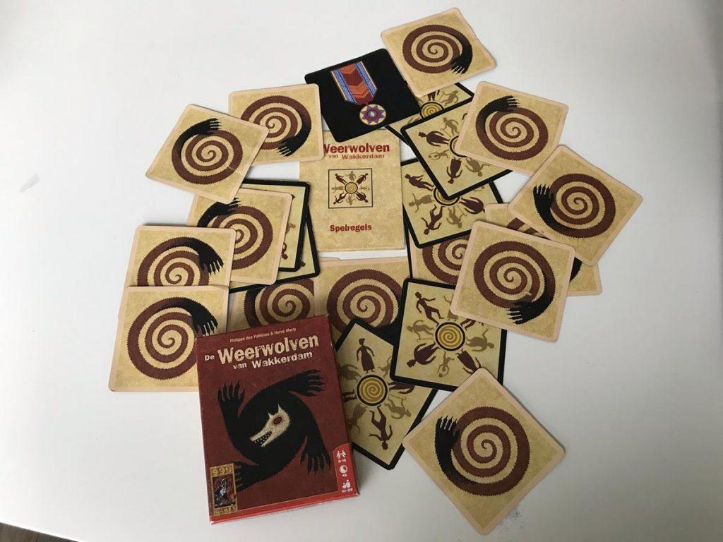 kaartspel Weerwolven
