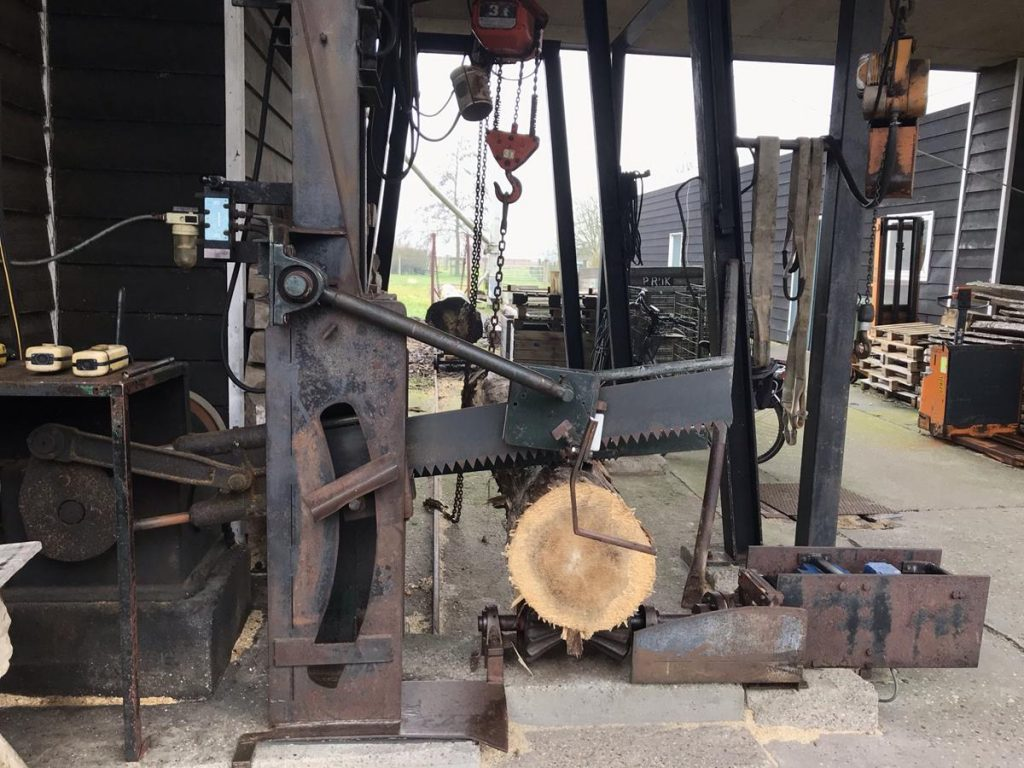 klompenmakerij in Zeeland