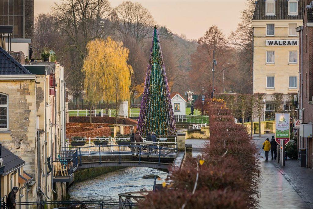 Winter in Valkenburg