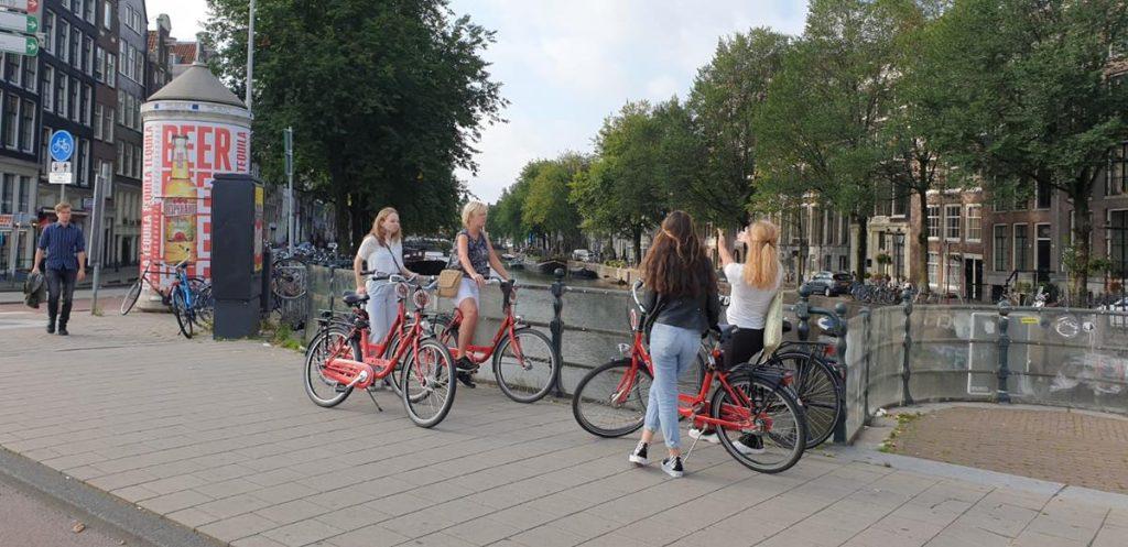 Baja bikes, fietsen in Amsterdam