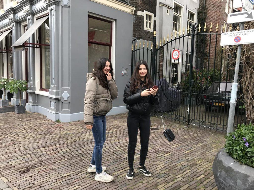 wandelen met pubers in Utrecht